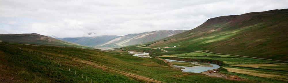 Lush Iceland