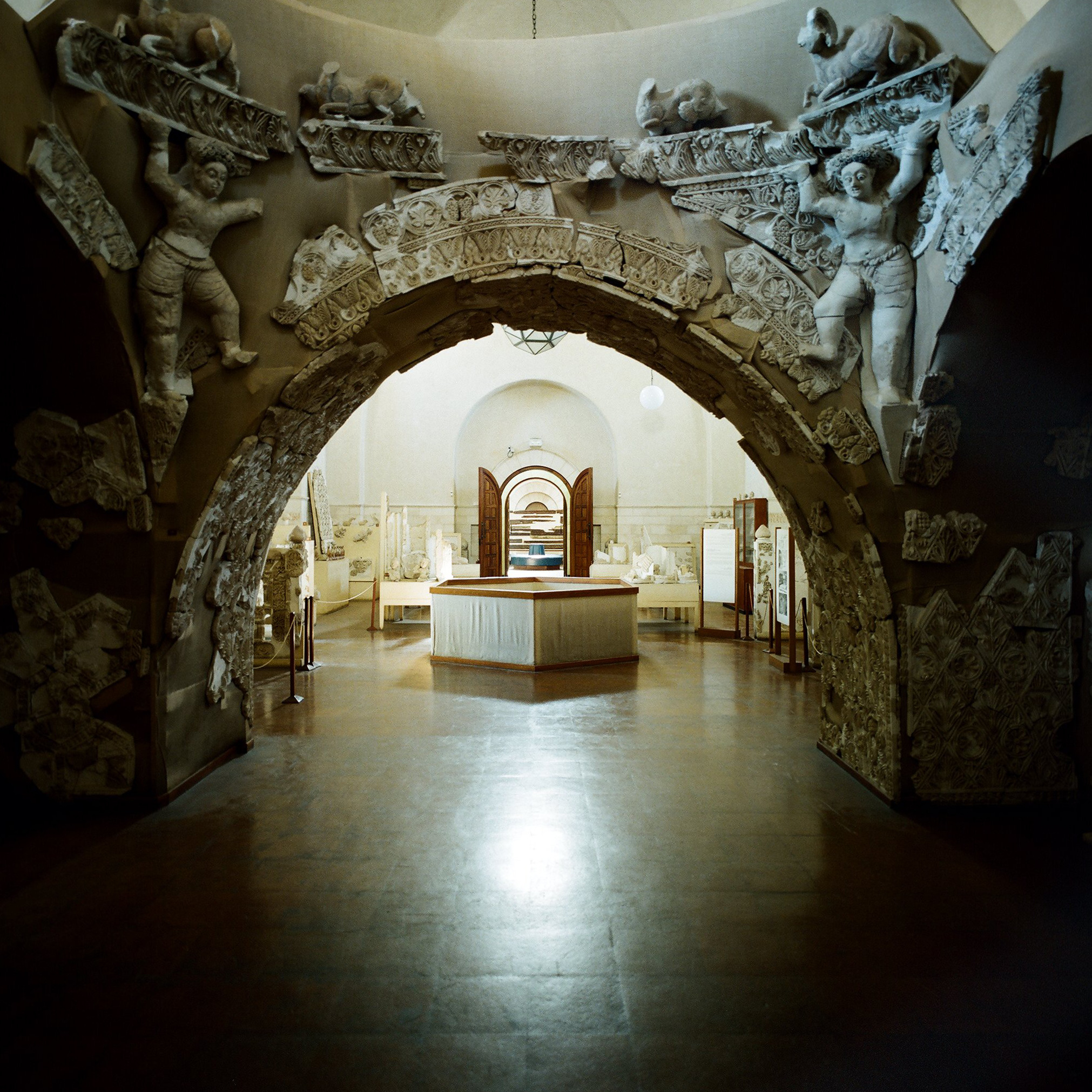 Rockefeller Museum (Jerusalem), Byzantine Wing